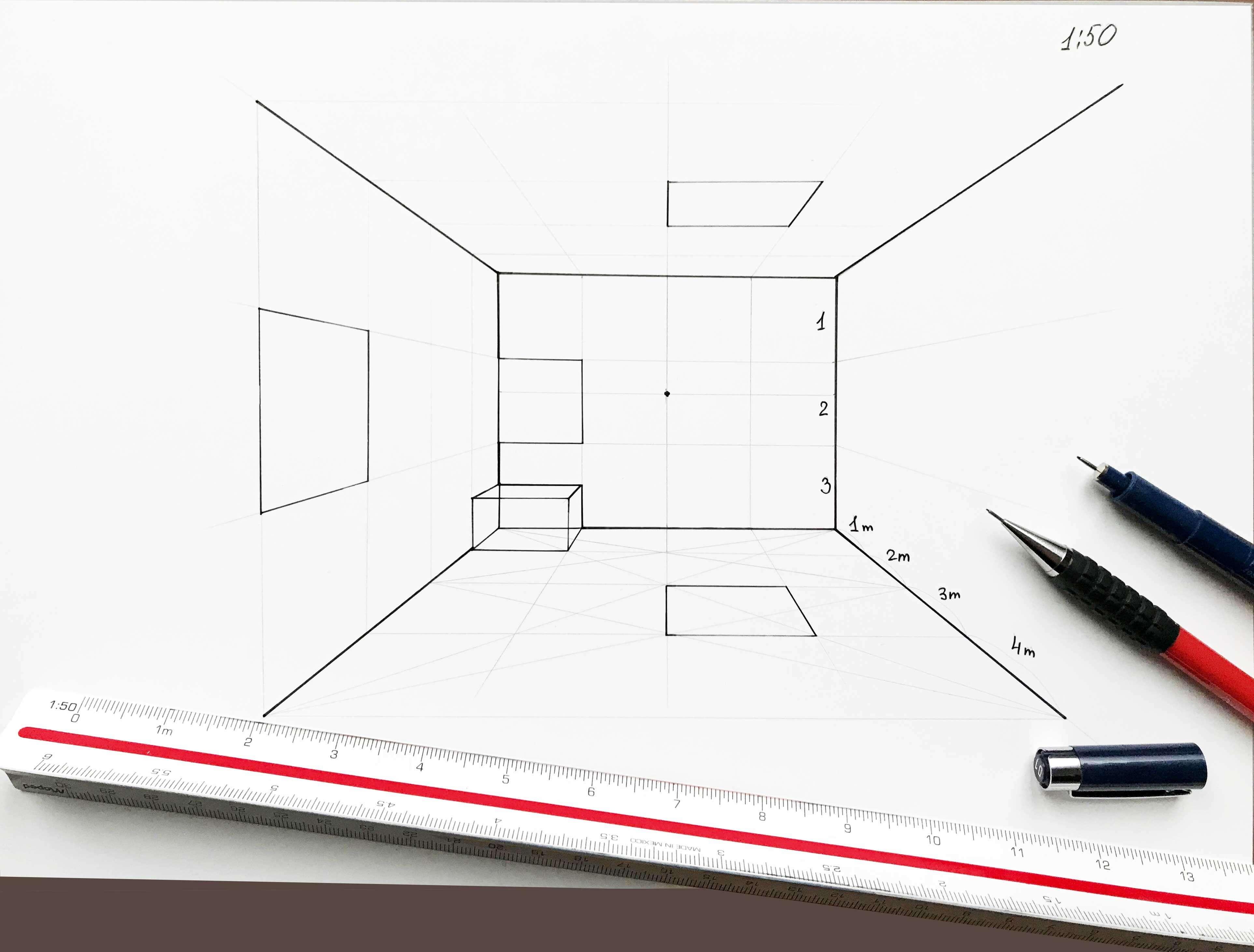 Over mij | Interior Sketch