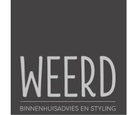 Logo Weerd binnenhuisadvies en syling