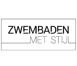 Logo Zwembade met stijl