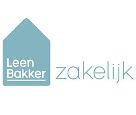 Logo Leen Bakker zakelijk