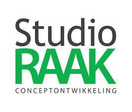 Logo Studio raak conceptontwikkeling